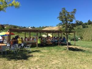 Agriturismo nelle Marche | Merenda