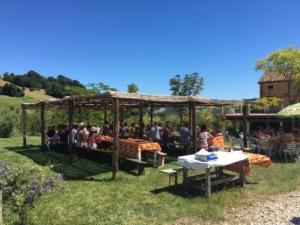 Agriturismo Marche | Agriturismo a Fermo con piscina | La Casa degli Gnomi